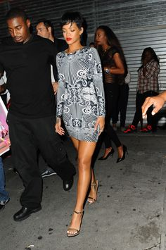 Trend Report: Long-Sleeve Mini Dresses