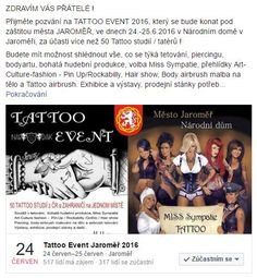 Festival tetování www.facebook.com/runwaytattoo #tattooart #hradeckralove #mandala #tetovani #pardubice #nachod #dvurkralove #opocno #jicin #dobruska #tattoo #watercolourtattoo #watercolor #trashpolka #feathertattoo #tribaltattoo #maoritattoo #realistictattoo #abstracttattoo #watercolourtattoo #dogtattoo #skulltattoo #rosetattoo #womantattoo #mantattoo #sexytattoo #biomechanicaltattoo #wolftattoo #angeltattoo #wingstattoo #birdtattoo  #cattattoo #horrortattoo  #maoritattoo #polynesia