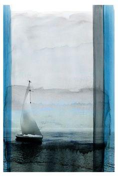 Sails Canvas Wall Art