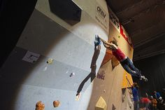 European Climbing Chamionship 2010 by mammutphoto, via Flickr