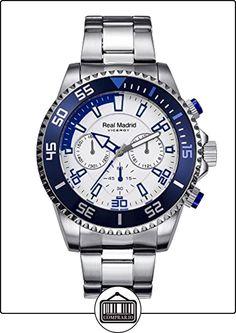Reloj Oficial del Real Madrid Caballero 432885-07 Viceroy Crono de  ✿ Relojes para hombre - (Gama media/alta) ✿