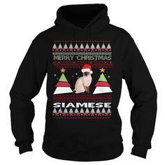 Siamese ugly christmas sweater siamese,siamese christmas day,siamese black friday,siamese christmas eve,siamese noel - Tshirt