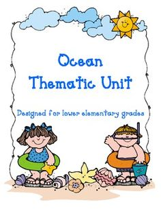 This is a 42 page collection of ocean activities from writing, research, reading, and math!This packet includes:* If I were a Shark - writi...