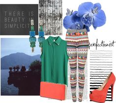 """""""Colorfull! :D ♥"""" by magda-jed ❤ liked on Polyvore"""