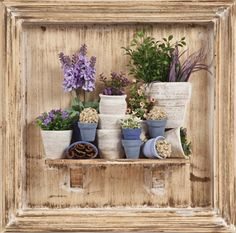 Cute ideas. Vintage frame to cheer.