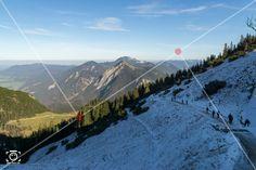 Berge im Schatten - Bildkomposition mit diagonalen Linien - Fotoideen und Fotografie Tipps von like-foto.de