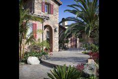 San Diego, Orange County Tropical Landscape Architect