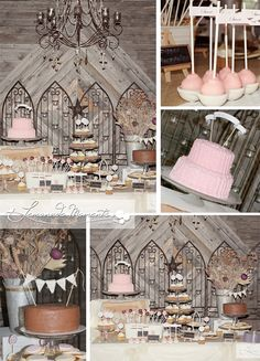 Rustic Love is Sweet Printable Party Package - INSTANT DOWNLOAD. $15.00, via Etsy. via: www.lemonademoments.com