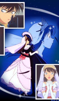 Ran and Shinichi <3