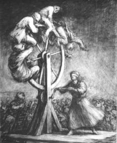 paul rumsey Fortunas's Wheel