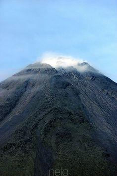 Volcán Arenal. Costa Rica.