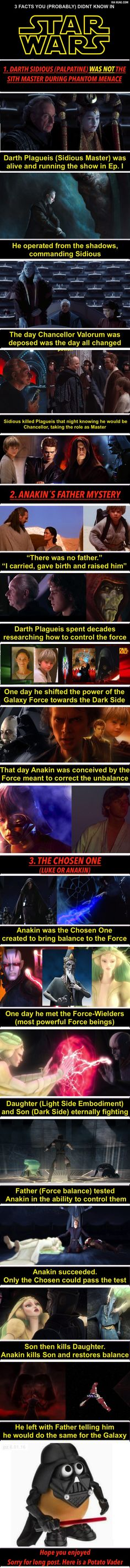 3 facts in Star Wars story you (probably) didn't know - 9GAG