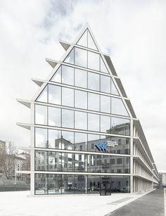 Fondazione Feltrinelli / Herzog & De Meuron