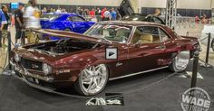 "1969 Chevy Camaro Z28 Custom ""Sinner"". See the video"