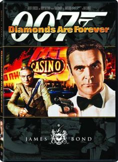 Diamonds are stolen only to be sold again in the international market. James Bond infiltrates a smuggling mission to find out who's guilty. The mission takes him to Las Vegas where Bond meets his archenemy Blofeld. James Bond Books, James Bond Movies, Forever Movie, Guy, Sean Connery, Classic Movies, Movie Trailers, 1970s, Films
