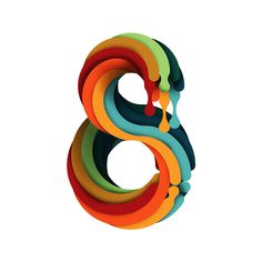 36 Days of Type / Numbers on Behance