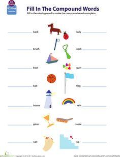 Printable Worksheets For 1st Graders Pdf Words That End In Y  Phonics Worksheets And Language Arts Worksheet Definition Excel Excel with Acid Base Reaction Worksheet Word Get A Grip On Grammar Compound Words  Estimated Tax Worksheet Pdf