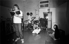 John Cale, Mick Ronson, David Byrne, Patti Smith