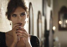 Bianca Balti for Dolce & Gabbana Jewelry 2012
