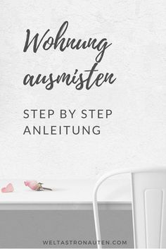 Wohnung ausmisten: So schaffst du es endlich! – Limettenwald From woman to woman I will show you how you can. Household Cleaning Tips, House Cleaning Tips, Cleaning Hacks, Marie Kondo Konmari, Lima, Declutter Your Home, Home Hacks, Organization Hacks, Organizing