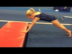 Arm strength for rec and lower level gymnasts   Swing Big! - several different videos with good ideas