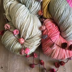 Handmaiden Casbah and Sophie Digard at Loop London. Hand-dyed and handmade authentic beauty.