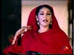 Isabel Pantoja le canta a la Virgen del Rocío