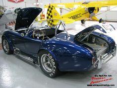Cobra Kit, 427 Cobra, Shelby Daytona, Shelby Car, Classic Sports Cars, Classic Cars, Shelby Cobra Replica, Ken Miles, Old Muscle Cars