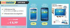 o2 go Surf Flat M mit Samsung Galaxy TAB 3 für einmalig 49 EUR http://www.simdealz.de/o2/o2-go-surf-flat-m-mit-galaxy-tab-3-fuer-einmalig-49-eur-13kw45/