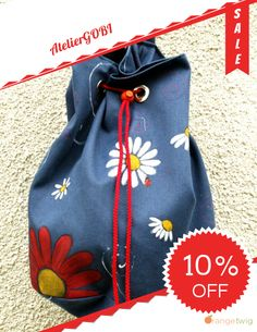 Unique Bags, Drawstring Backpack, Campaign, Shops, Hand Painted, Shopping, Products, Fashion, Atelier