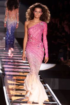 Atelier Versace. So pretty! too bad I would never have the occasion to wear it