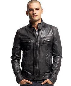 Billy Austins UK - Mens Raging Black Leather Jacket, $177.04 (http://uk.billyaustins.com/mens-raging-black-leather-jacket/)