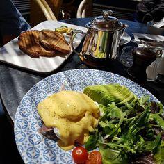 Nos encantan los desayunos tardíos.... y a vosotros? #brunch