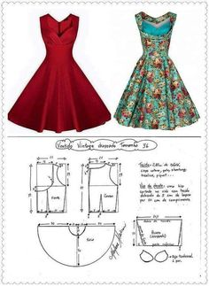 DIY pencil skirt: how to make a pencil skirt pattern Lace Dress Pattern, Dress Sewing Patterns, Doll Clothes Patterns, Sewing Patterns Free, Sewing Clothes, Clothing Patterns, Fashion Sewing, Diy Fashion, Fashion Dresses