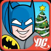 DC Super Friends: Race to Save Christmas - 11 Joyful iPhone and iPad Apps for the Holidays - ParentMap Christmas Apps, Grinch Stole Christmas, Santa Christmas, Educational Apps For Kids, Budget Holidays, Berenstain Bears, Charlie Brown Christmas, Children And Family, Itunes