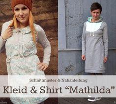 Ebook - Kleid & Shirt Mathilda