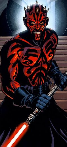 Ever notice that the scary guy from Incidious looks just like Darth Maul?