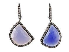 J/Hadley Jewelry | Crescent Earrings | AHAlife