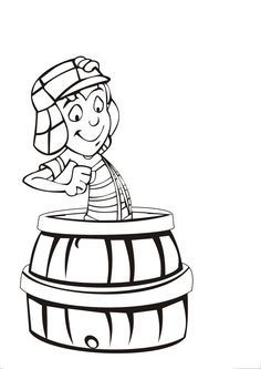 desenhos animados para colorir  Pesquisa Google  DESENHOS DE