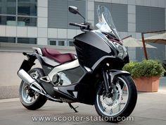 Cool new bike, Honda Integra 700