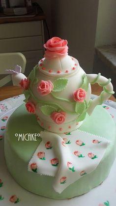 top torta teiera