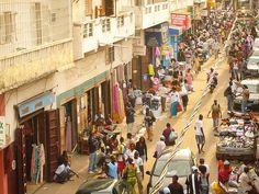 Nostalgia....Marché Sandaga: Dakar, Senegal