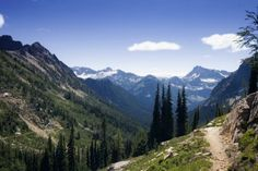 Hike some of the Pacific Crest Trail.