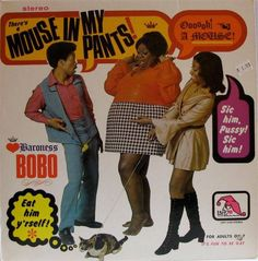 weird album covers | STRANGE ALBUM COVERS - 'MOUSE IN MY PANTS!'