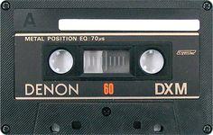 DENON DXM 60