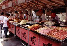 Food street (Wangfujing) - Beijing, China
