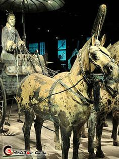Terracotta Army Wagon (Xi'an) - Just amazing, this must be the most incredible thing to see!