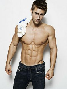 male models with comic underwear | The Phat Blog: Watch Out For The Hottest Male Model Ever.