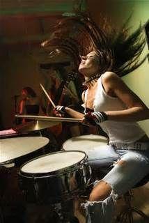 Yissss! Girl Drummer, Female Drummer, World Music, Music Is Life, Gi Joe, Drums Girl, Wow Photo, Drum Music, Drum Lessons