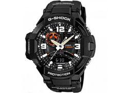 Мъжки часовник Casio GA-1000-1AER от Fashiontime.bg - Мъжки часовници на атрактивни цени. Постоянни наличности и бърза доставка за цялата страна.